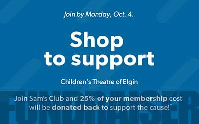 Sam's Club Fundraiser