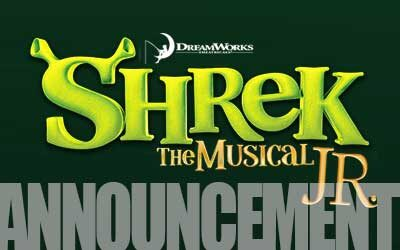 Shrek Jr. Cast List