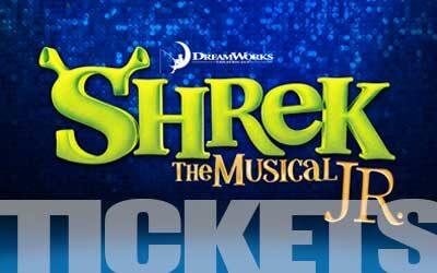 Shrek Jr. Tickets On Sale!